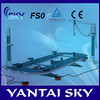 FS0 hydraulic tower/garage/rim repair equipment/auto body frame machine