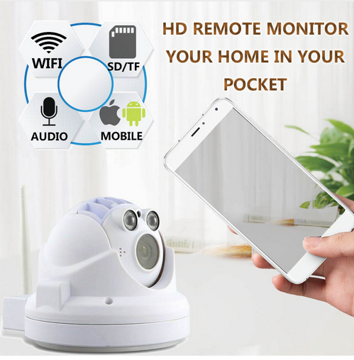 Hot products factory sales cctv camera best wireless wifi surveillance camera home use baby monitor camera