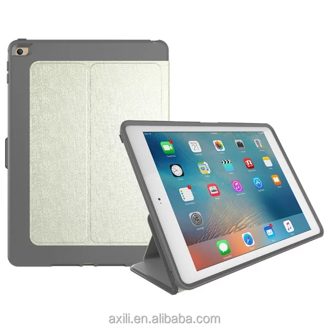 Split Ultra Slim Magnetic Luxury PU Smartcover Case for ipad 2 3 4 cases