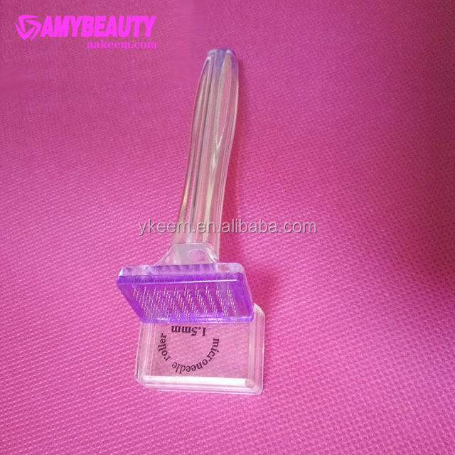 80 Needles Derma Stamp Titanium Needle for Wrinkle removal & whitening