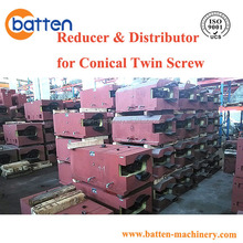 SZ Series conical twin screw extruder gear reducer boxes