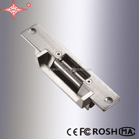 AX086 Electric Strike Lock, Fail Safe and Fail Secure Optional, Suitable for Metal, Timber, PVC Door