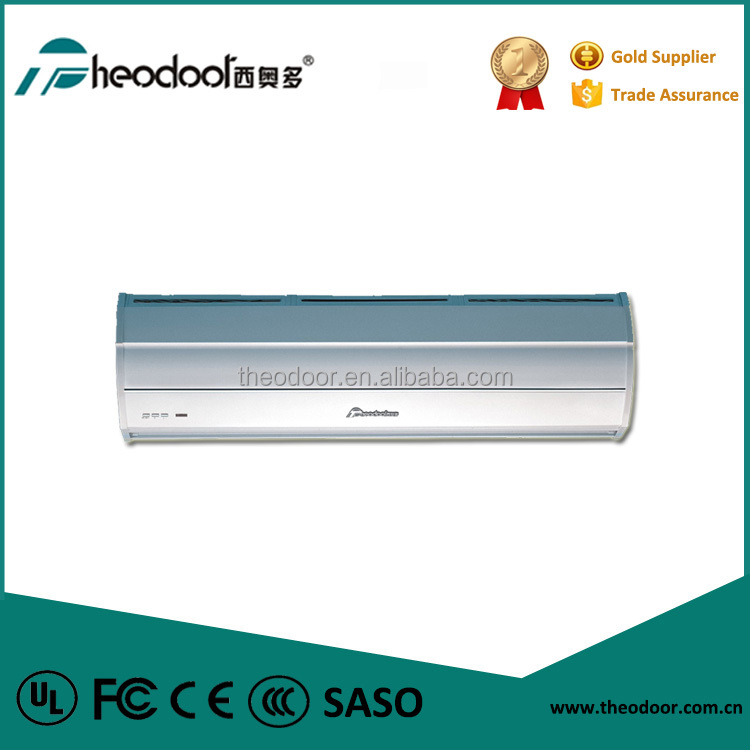 2016 New Aluminum Alloy Air Curtain for Door install conditioner