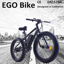 Fat bike electric bicycle conversion kit 36v 500w