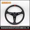 MM racing sport polyuethane steering wheel(13inch/14inch)/320MM/350MM