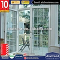 Good Quality Aluminium hinges/casement/swing window Door