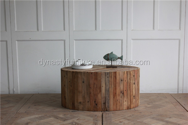 livingroom vintage furniture tree trunk wooden coffee table