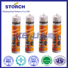 Storch A511 concrete and metal curtain wall interface silicone mildew silicone sealant