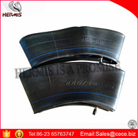 2015 new Whole sale manufacturer high quality butyl inner tube for motorcycle and dirt bike