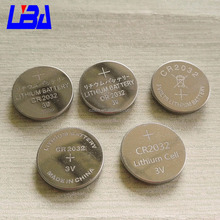 CR 2032 3V Lithium Button Cell Battery/ Lithuim coin cell