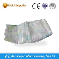 OEM ultra thin super absorbent sleep baby diaper for baby