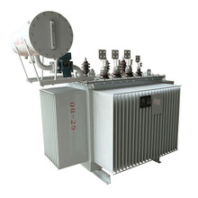 High Voltage 10Kv 3-Phase Oil Immersed Power Transformer