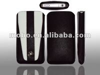 Sleeve leather case for iPhone 4/4S