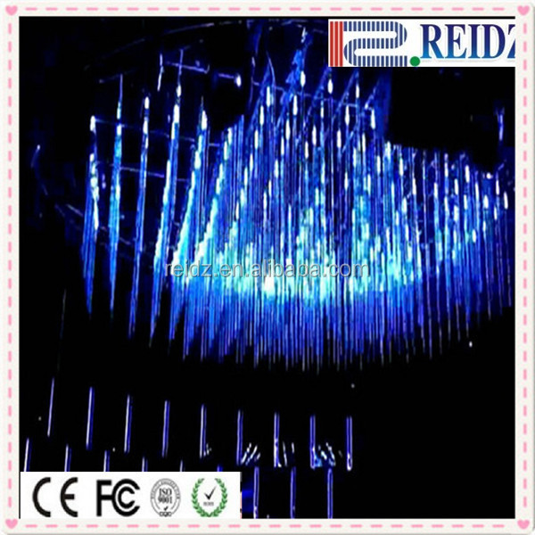 Madrix rgb 3D led pixel dmx rgb led tube for event concert lighting