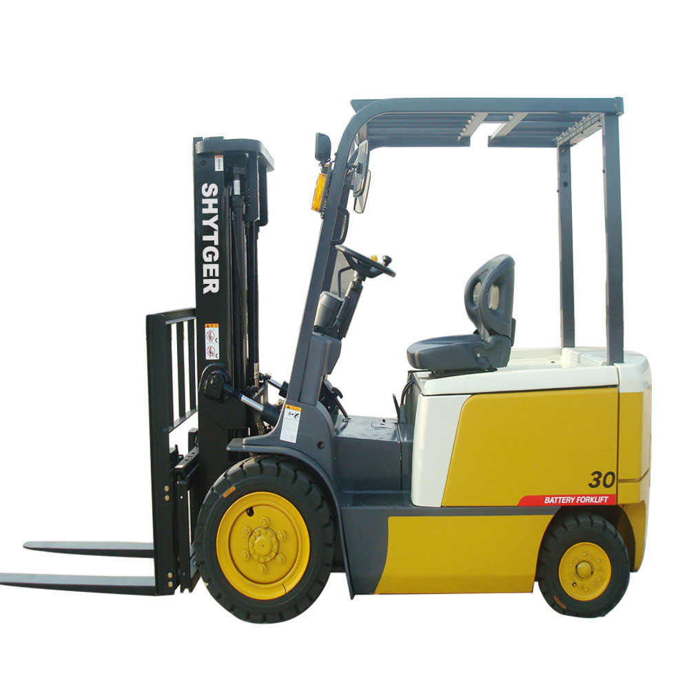 SHYTGER Forklift Attachment Used 3Ton Electric Forklift Price For Sale In Dubai
