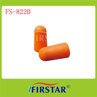 silicon gel ear plugs from China firstar