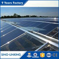 SINOLINKING Qualified Solar Energy Greenhouse Solar