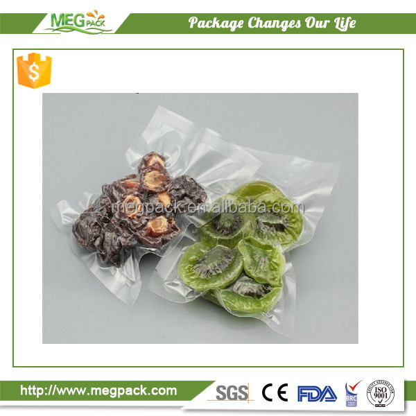 customized printing retort vacuum plastic package bags for frozen food/meat/chicken