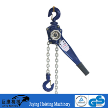Manual Lever Hoist for Tensioning and Lashing in Any Directions