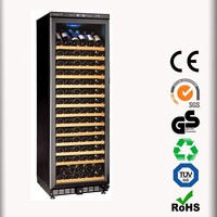 Canada wine cooler for Canadian Icewine Constant temperature and humidity control Compressor cooling
