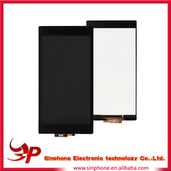 China wholesale lcd touch screen for sony xperia z l36h digitizer panel,for sony xperia Z LCD display