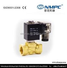 High pressure compact controls inc solenoid