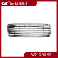 For Mercedes BENZ 1996-1999 W210 front grille