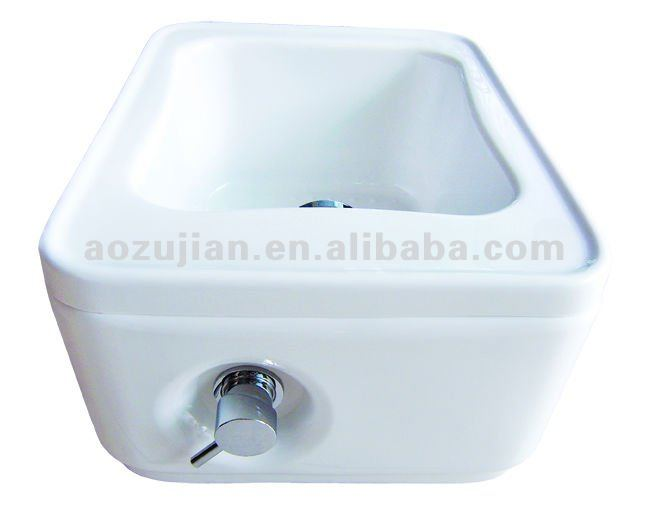Professional pedicure foot tubs with small size Mix water ( Model:SPA-001 )