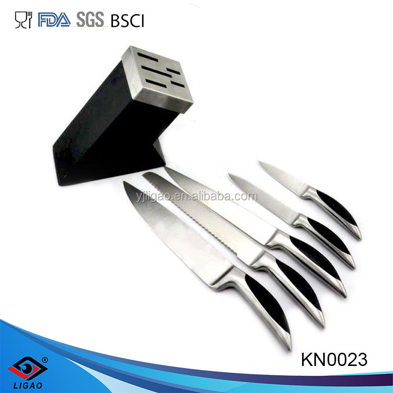 High Quality New Style Stainless Steel Kitchen Knife Set