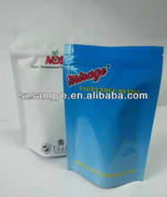 Aluminium foil packs and the plastic laminated seed packs