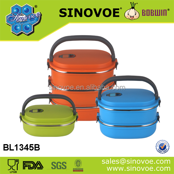 Sinovoe promotion tiffin lunch box