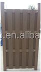 China Water Proof Eco Friendly Products Garden Use outdoor WPC Fence