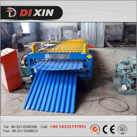 Corrugated Zinc Roofing Sheet Roll Forming