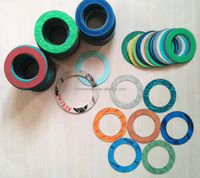 High Quality Neoprene Rubber Flange Round Gaskets Suppliers/Factory/Supplier,non asbestos flange gasket