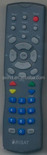 TV REMOTE CONTROL MODEL ARISAT AB62 , FOR YEMEN MARKET, ANHUI FACTORY, TIANCHANG MANUFACTURER