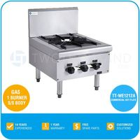 2017 New Style Gas Range With Electric Oven S/S TT-WE1212A