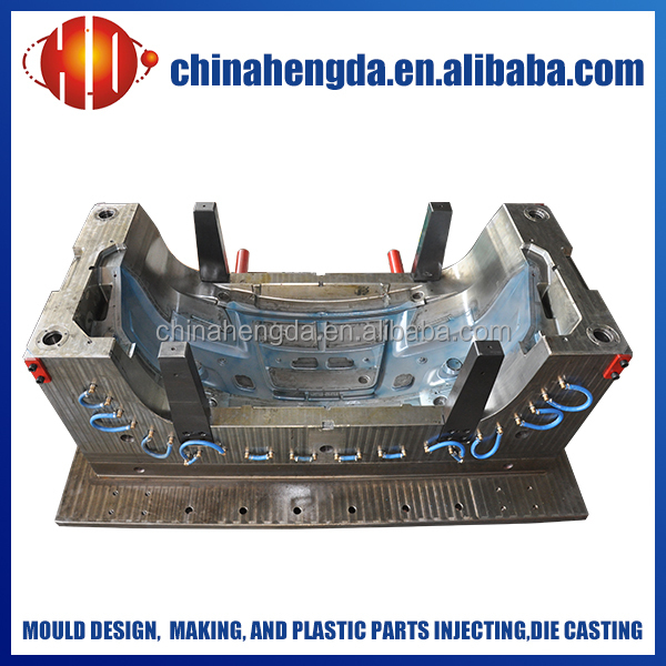 plastic injection mould for auto parts, ABS mould, PP mould