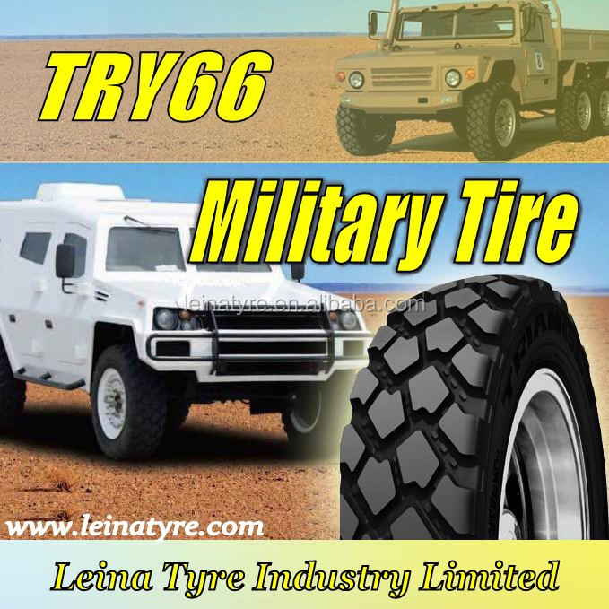 Military tire 14.00X20