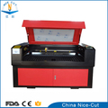 acrylic glass wood stone textile laser cutting machine NC-E6090