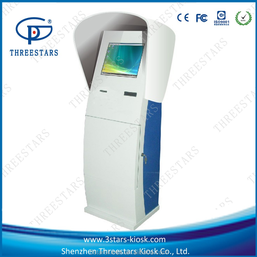 self service bill payment atm kiosk booth