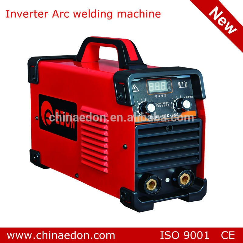 IGBT MMA INVERTER WELDING MACHINE IN DOUBLE VOLTAGE