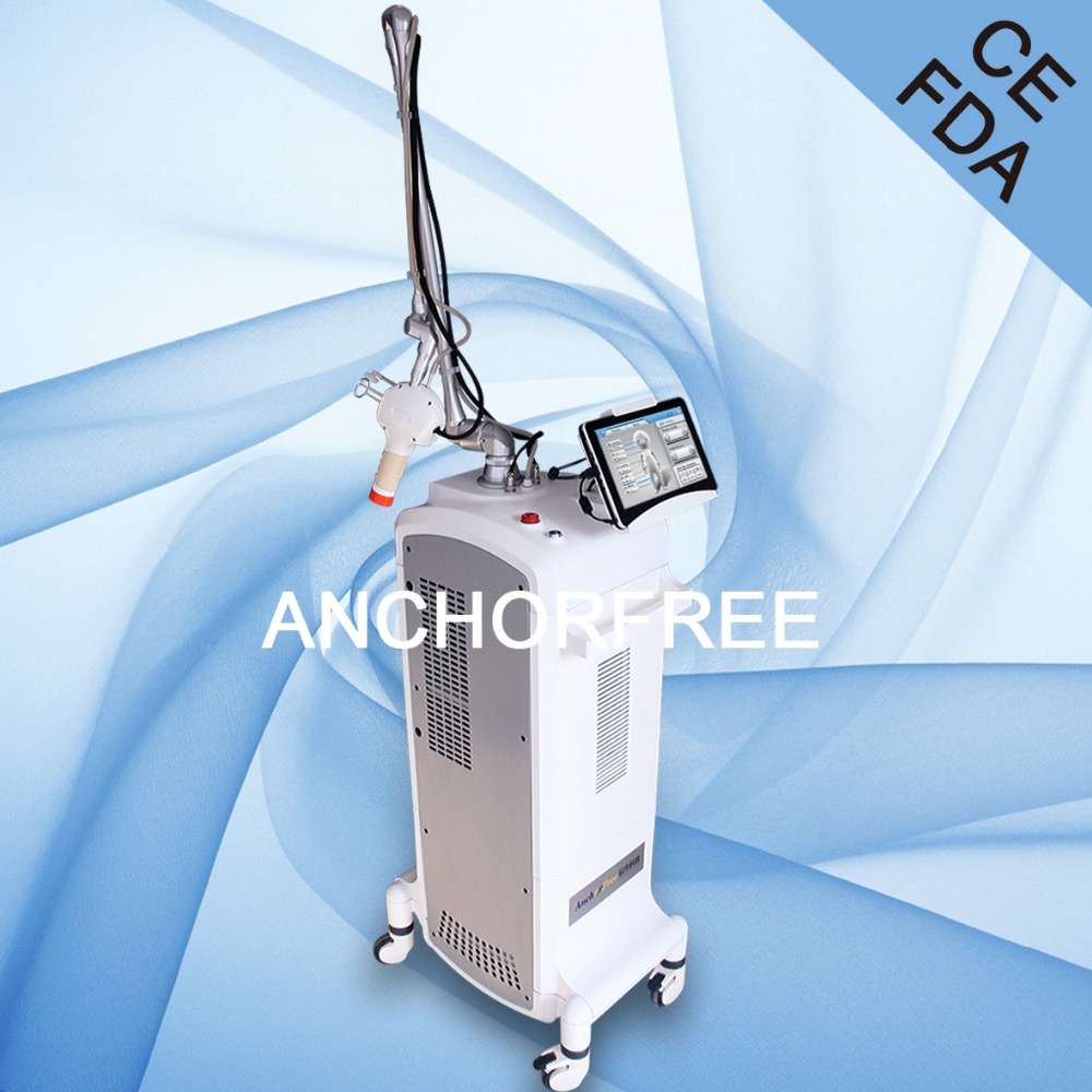 Anchorfree Scars Removal CO2 Laser Skin Rejuvenation Beauty Machine (CO2-H)