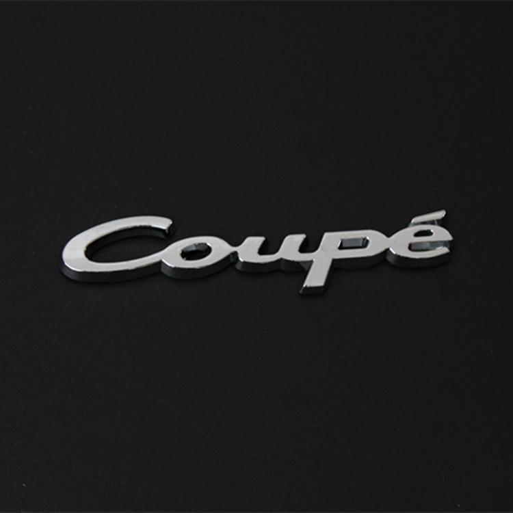Car sticker logo designer custom