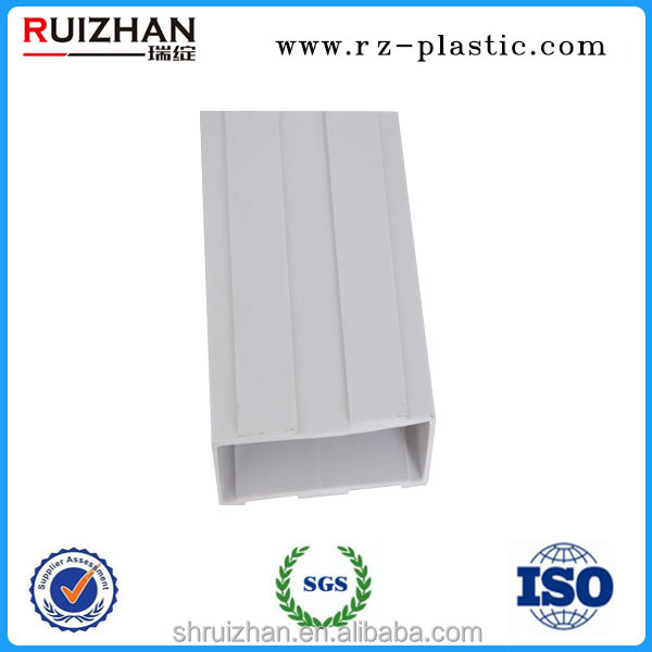 Half-round electrical wire PVC cover, self-adhesive cable trunking