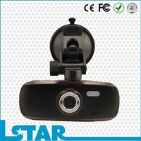 All in one upgrade mini cmos 360 degree car camera with G-sensor