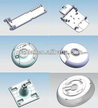 Shanghai Nianlai high-quality plastic parts rapid prototype mold/mould/molding