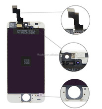 Discount! Mobile Phone LCD For iPhone 5s LCD Screen Replacement 100% New Wholesales