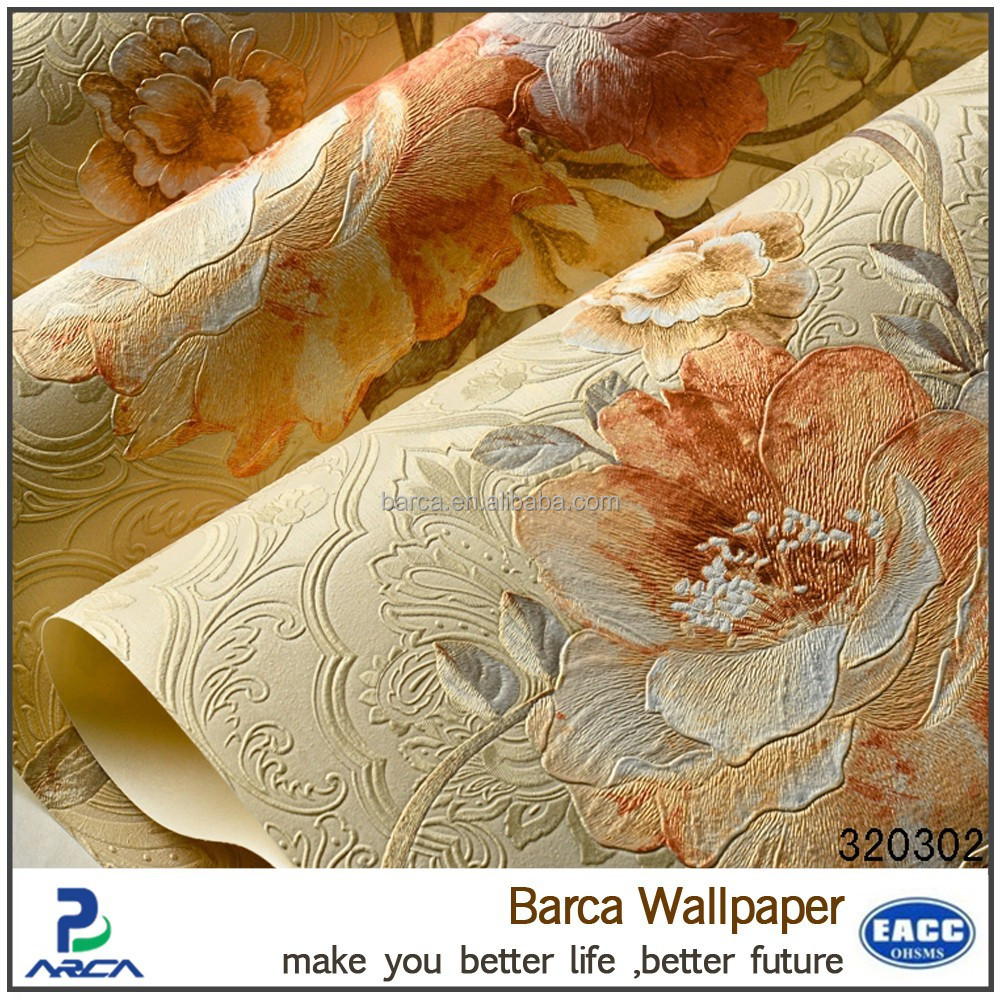 home interior wallpapers/wall coating