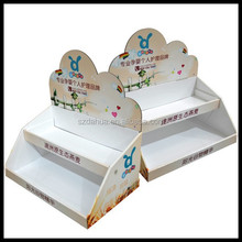 Lovely health care product cosmetic product display stands, make up display stand
