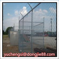 Temporary Picket Fence for Factory/School